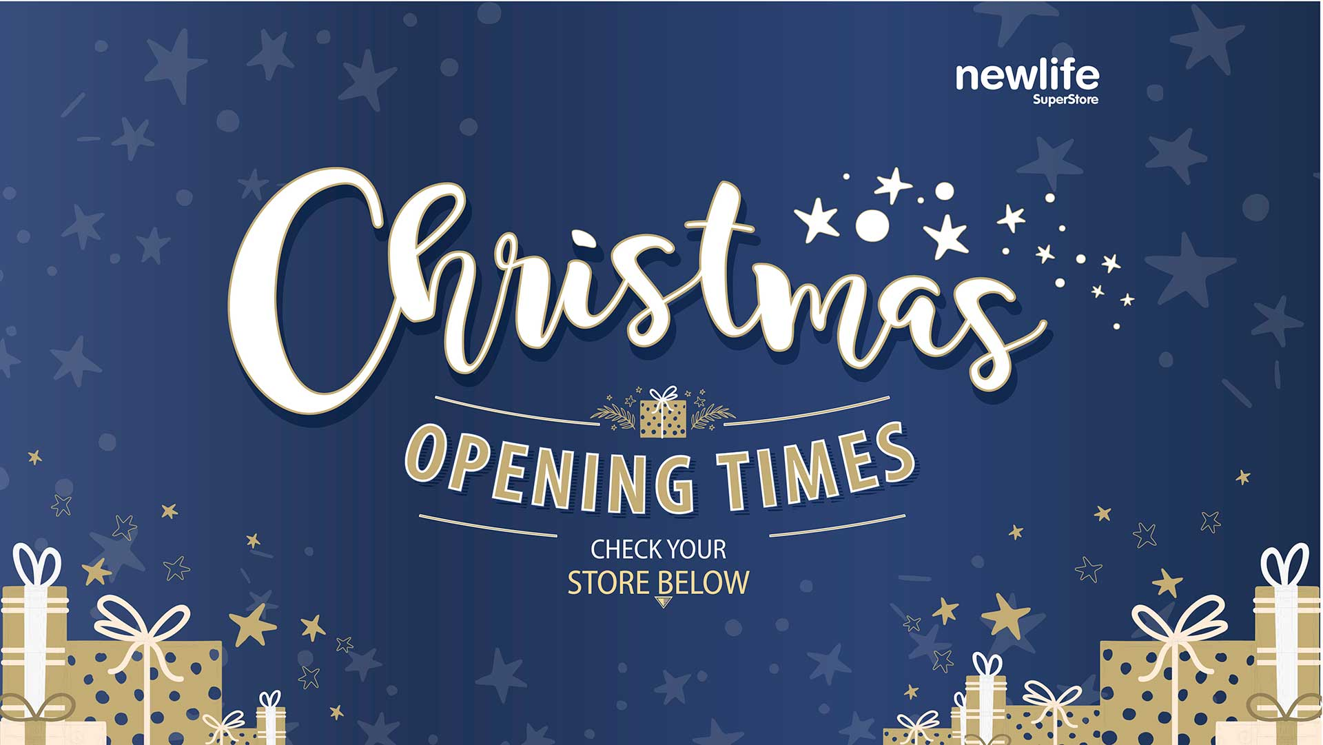 Christmas Store Opening Hours 2019