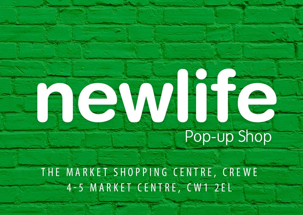 Newlife Pop-up Shop - Redcar